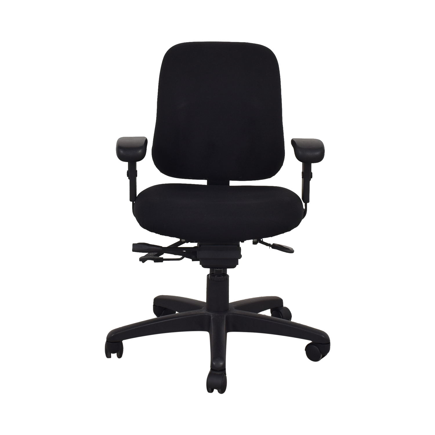 Office Master Office Master PT Value Economy Task Chair with Arms dimensions