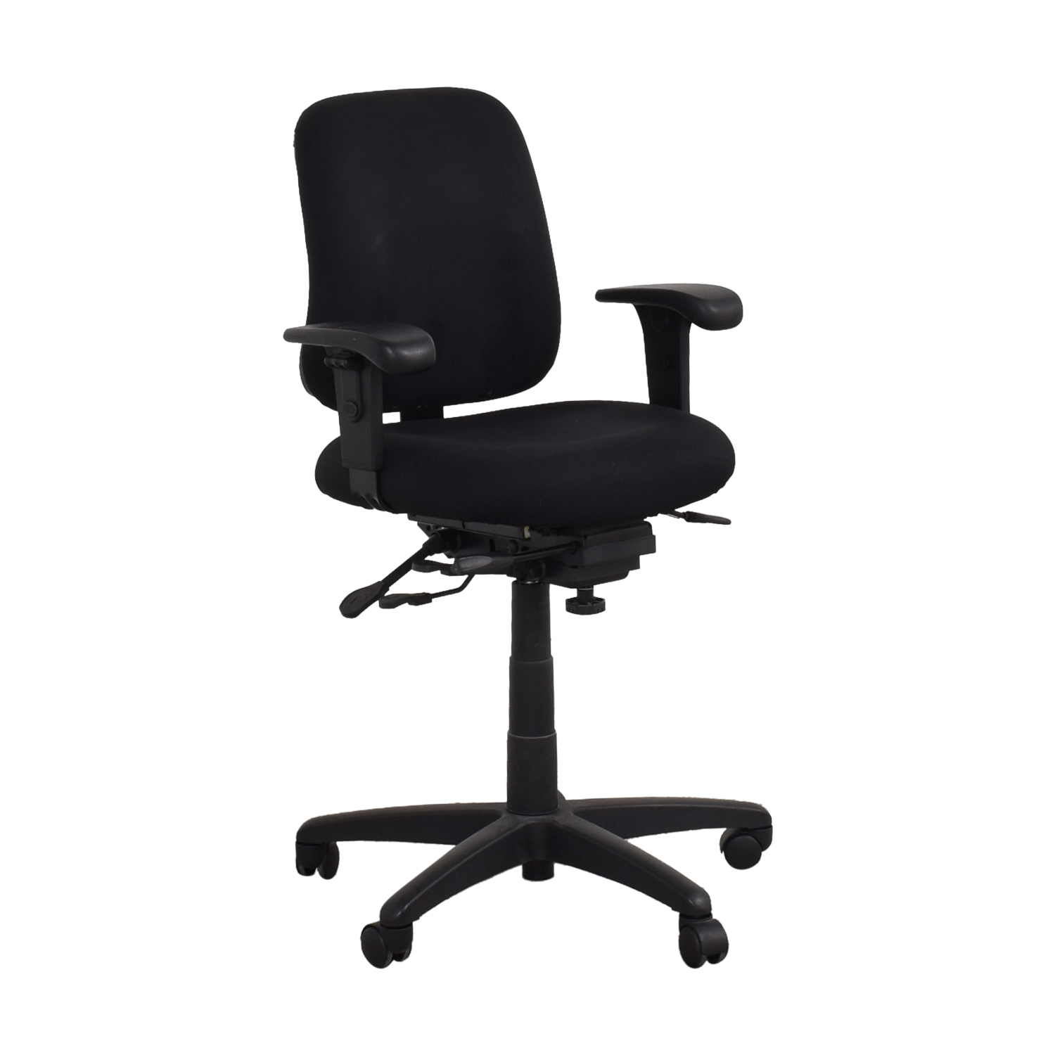Office Master Office Master PT Value Economy Task Chair with Arms pa