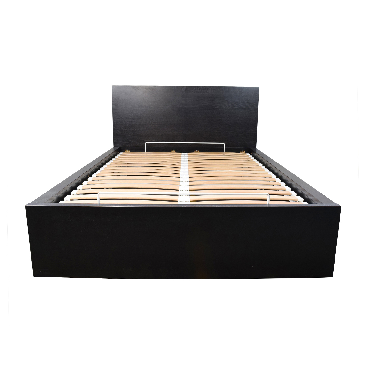 Shop IKEA Full Bed Frame With Storage IKEA ...