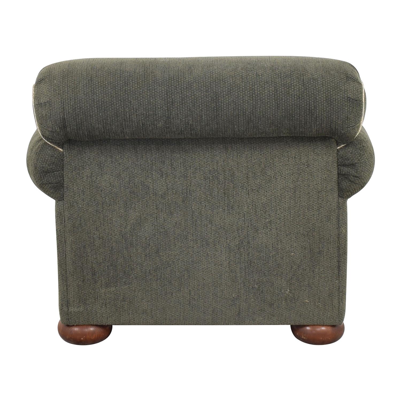 buy La-Z-Boy La-Z-Boy Rolled Arm Accent Chair with Ottoman online