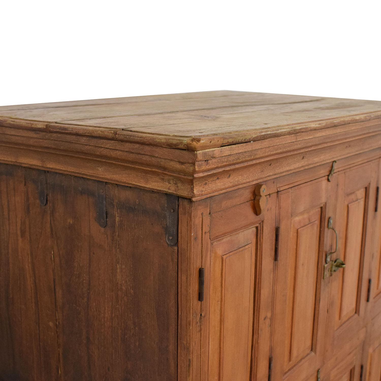 buy Vintage Storage Cabinet  Wardrobes & Armoires