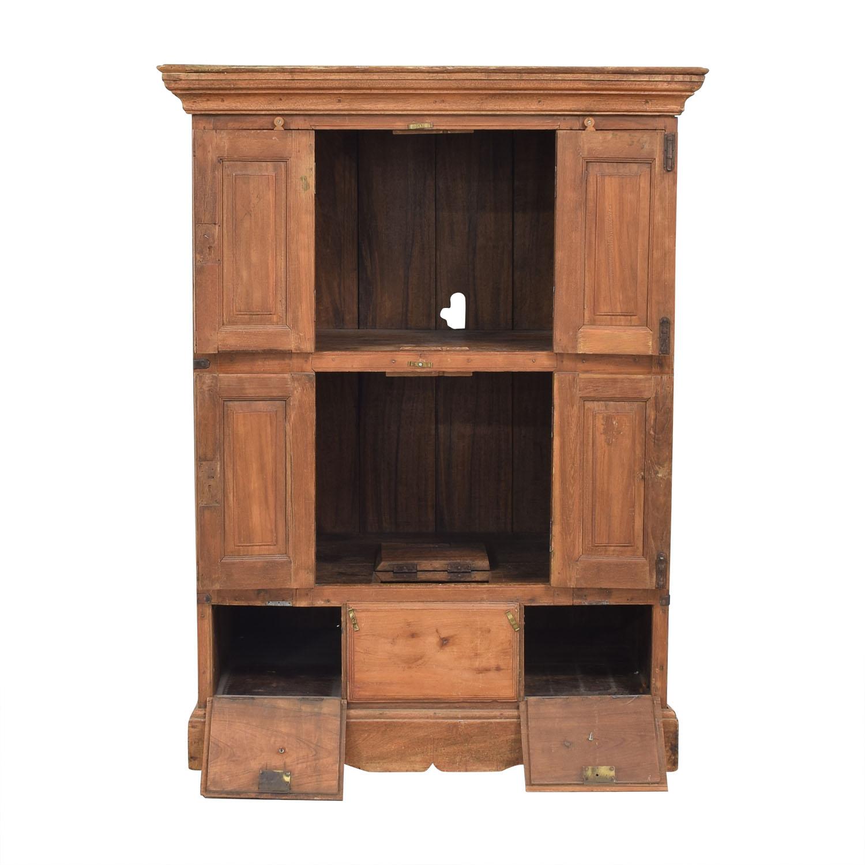 Vintage Storage Cabinet / Wardrobes & Armoires