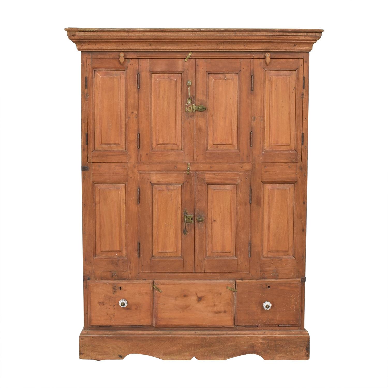 Vintage Storage Cabinet Storage