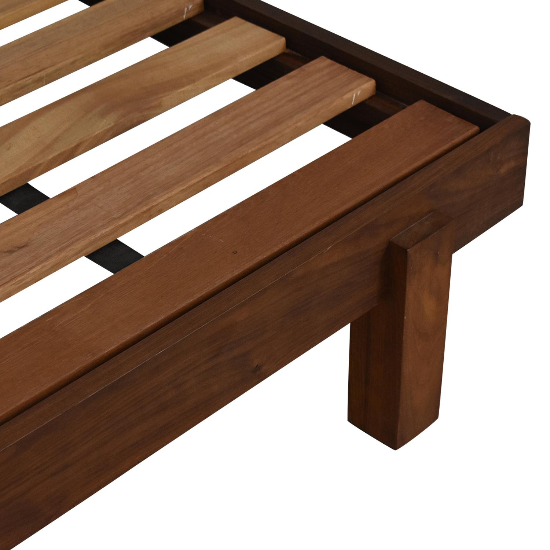 Room & Board Anders Queen Bed sale