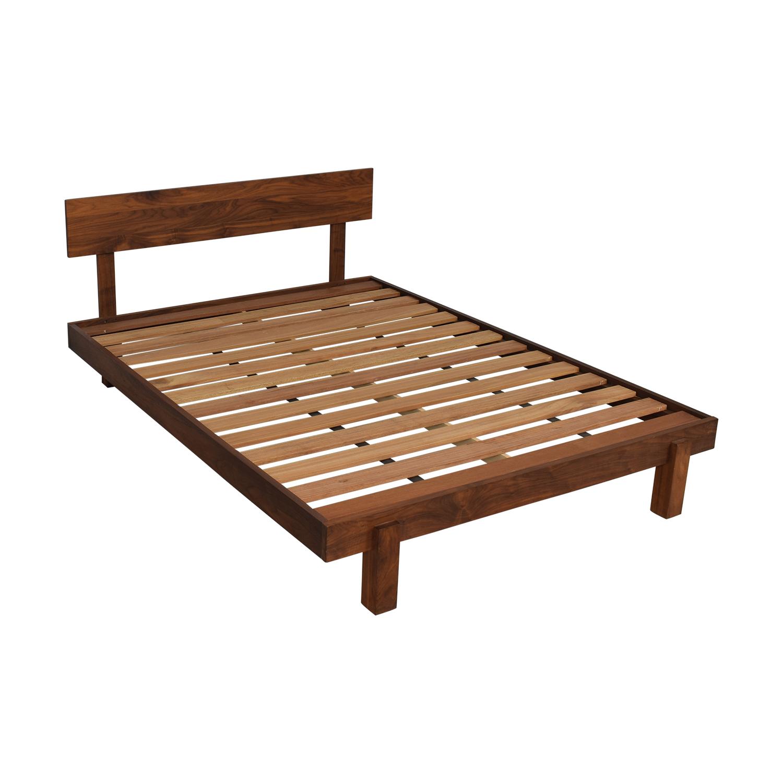 buy Room & Board Anders Queen Bed Room & Board Beds