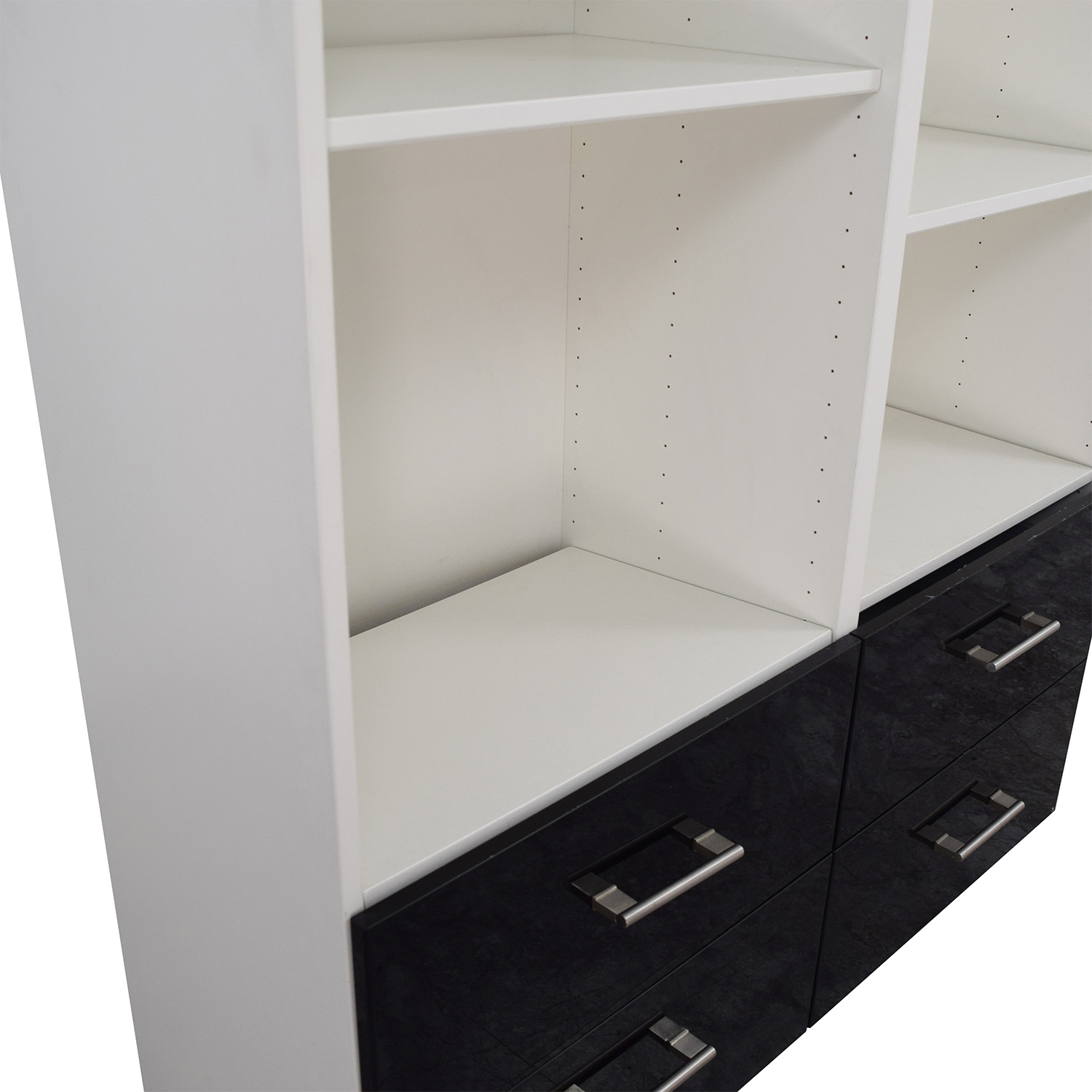 IKEA IKEA Double Shelf and Drawer Set nj