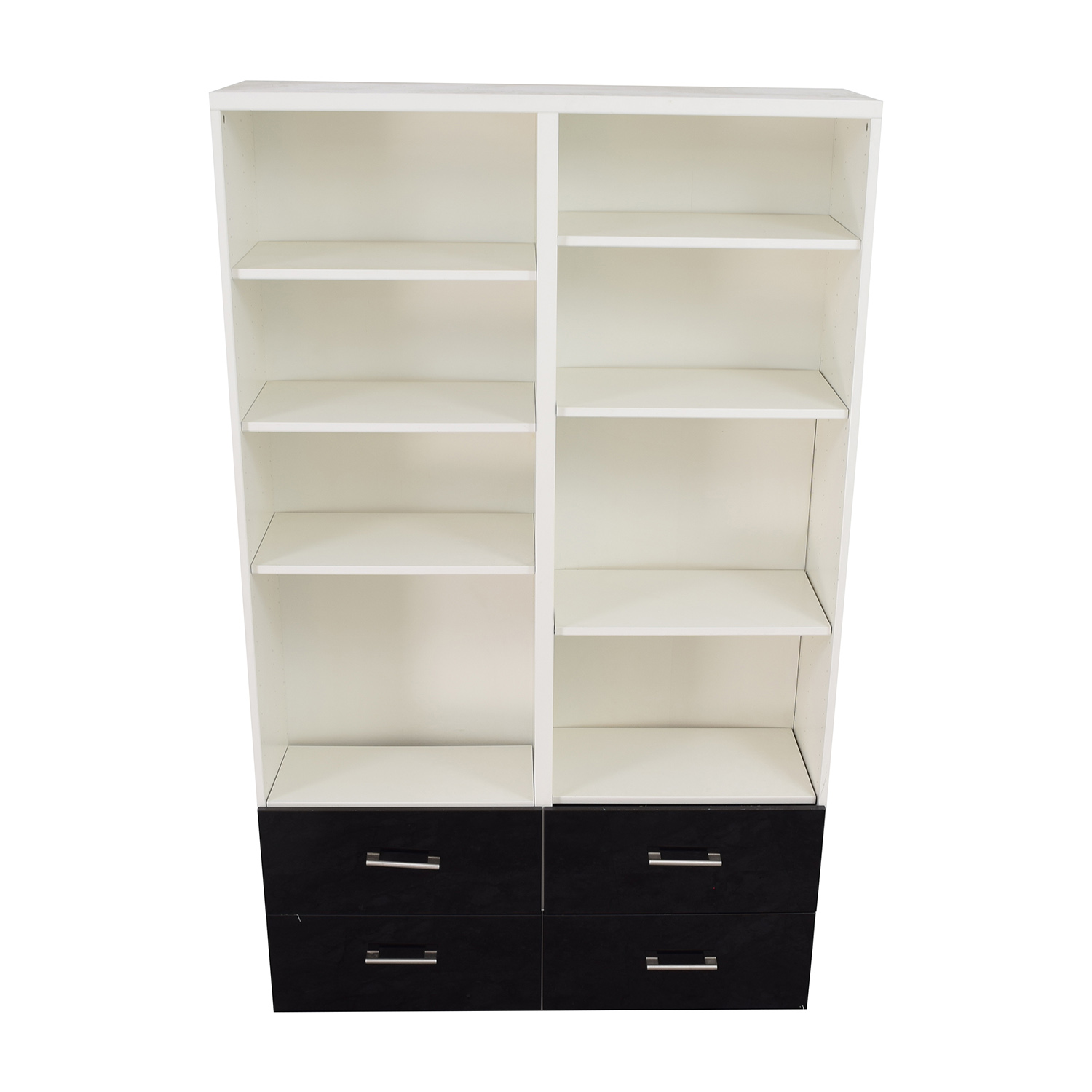 buy IKEA Double Shelf and Drawer Set IKEA Storage