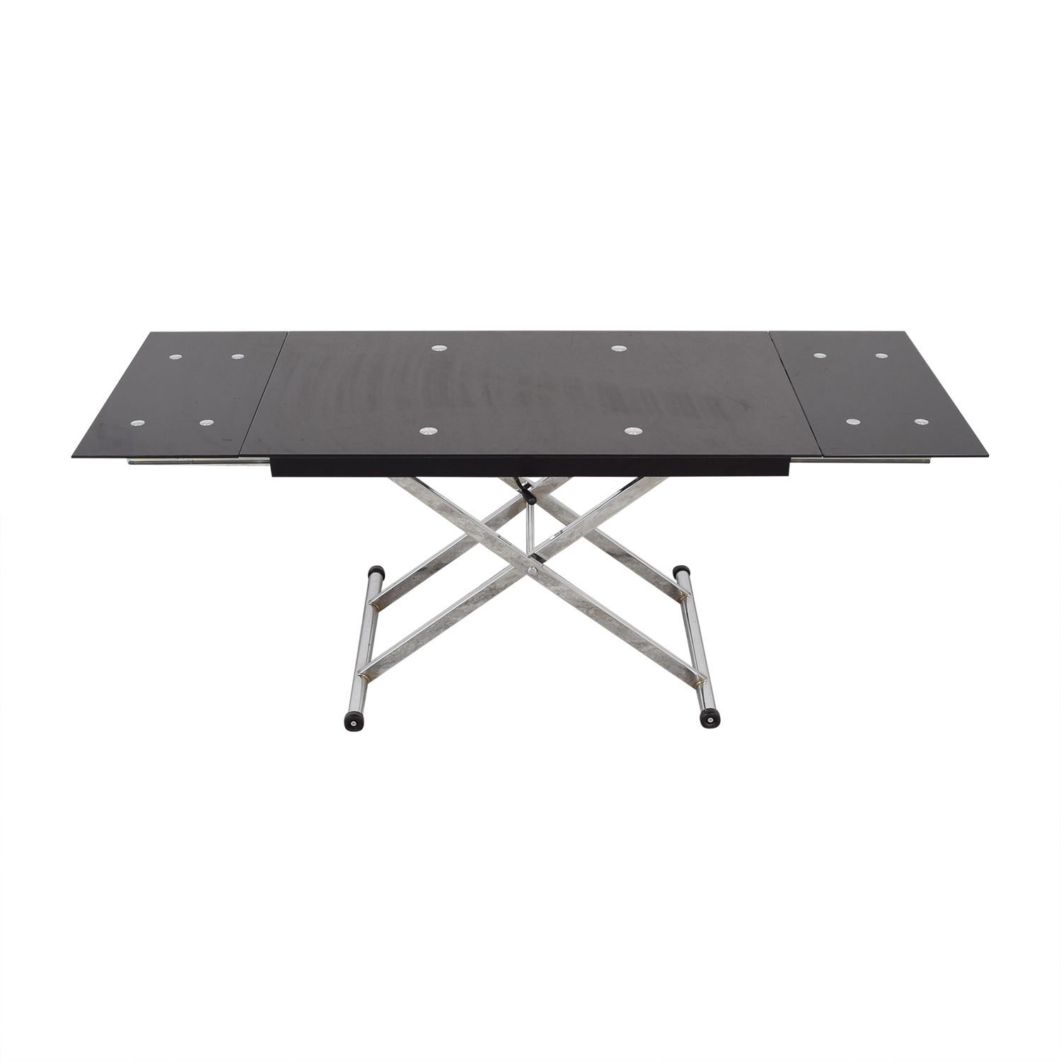 buy Lazzoni Adjustable Modern Coffee Dining Table Lazzoni Coffee Tables