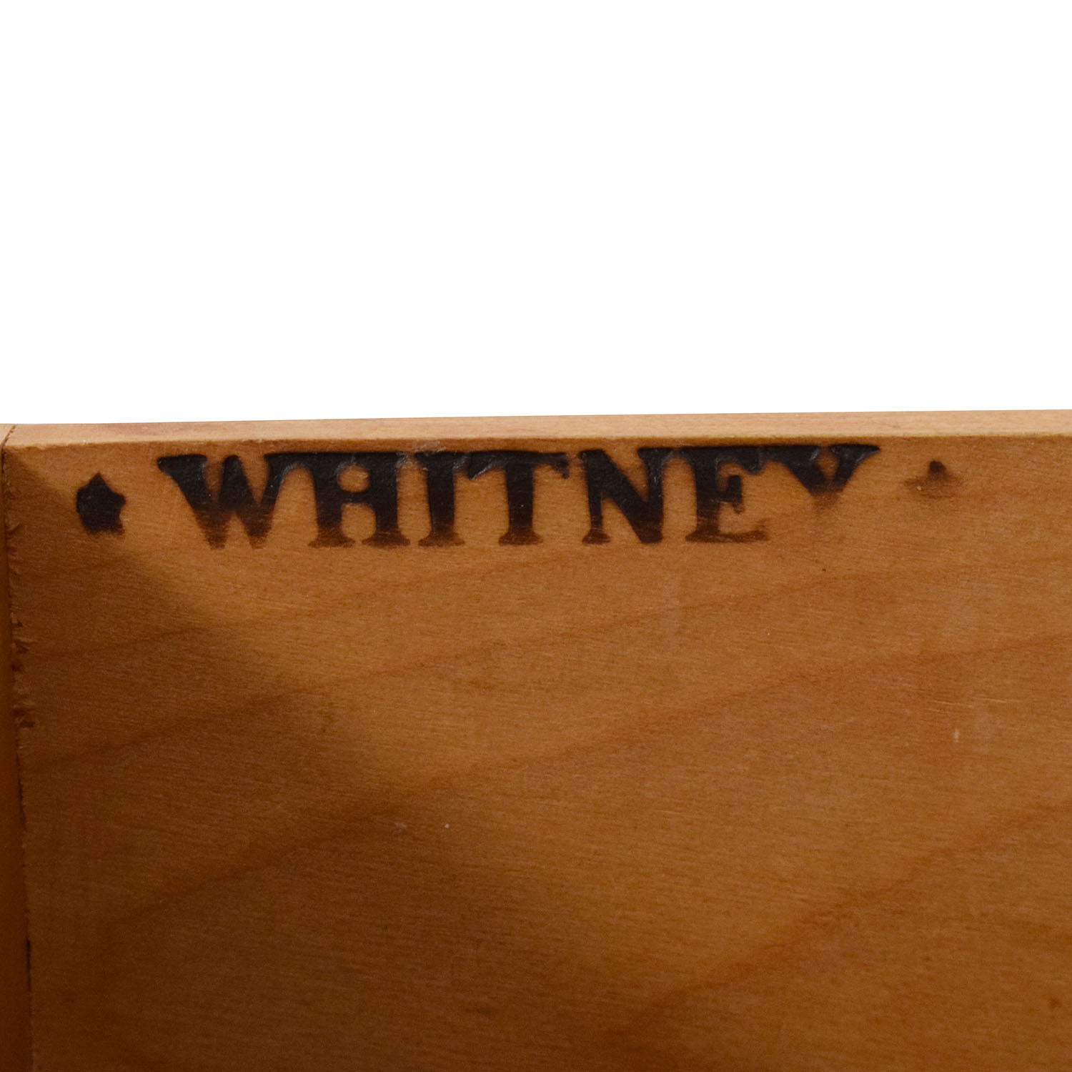 shop Whitney Whitney Antique China Cabinet with Open Hutch online