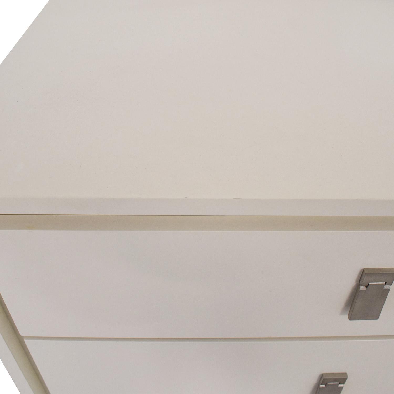 shop West Elm Niche 4-Drawer Dresser West Elm Storage
