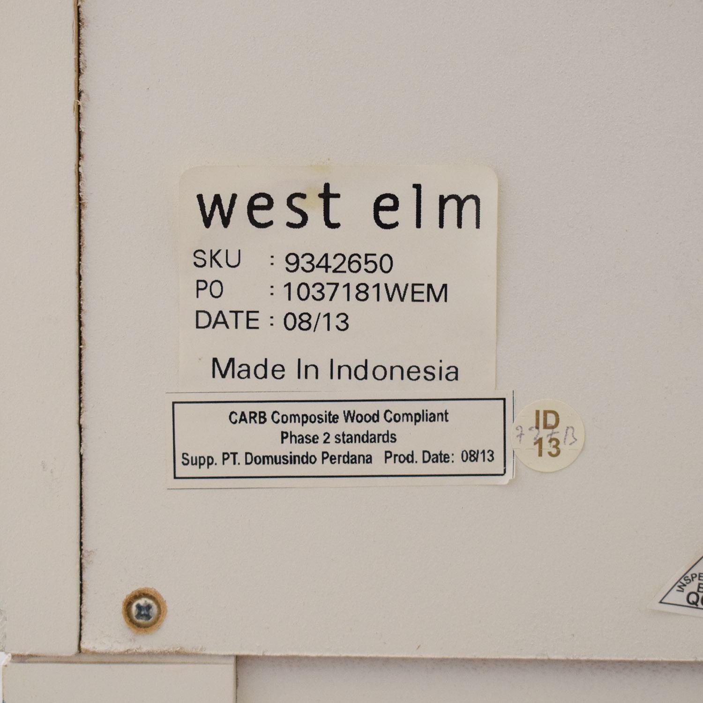 West Elm West Elm Niche 4-Drawer Dresser ct