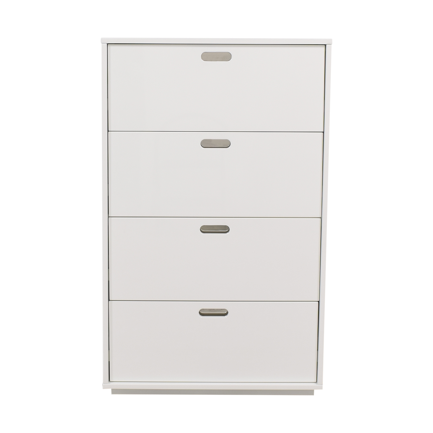 CB2 Gloss Tall Chest / Storage