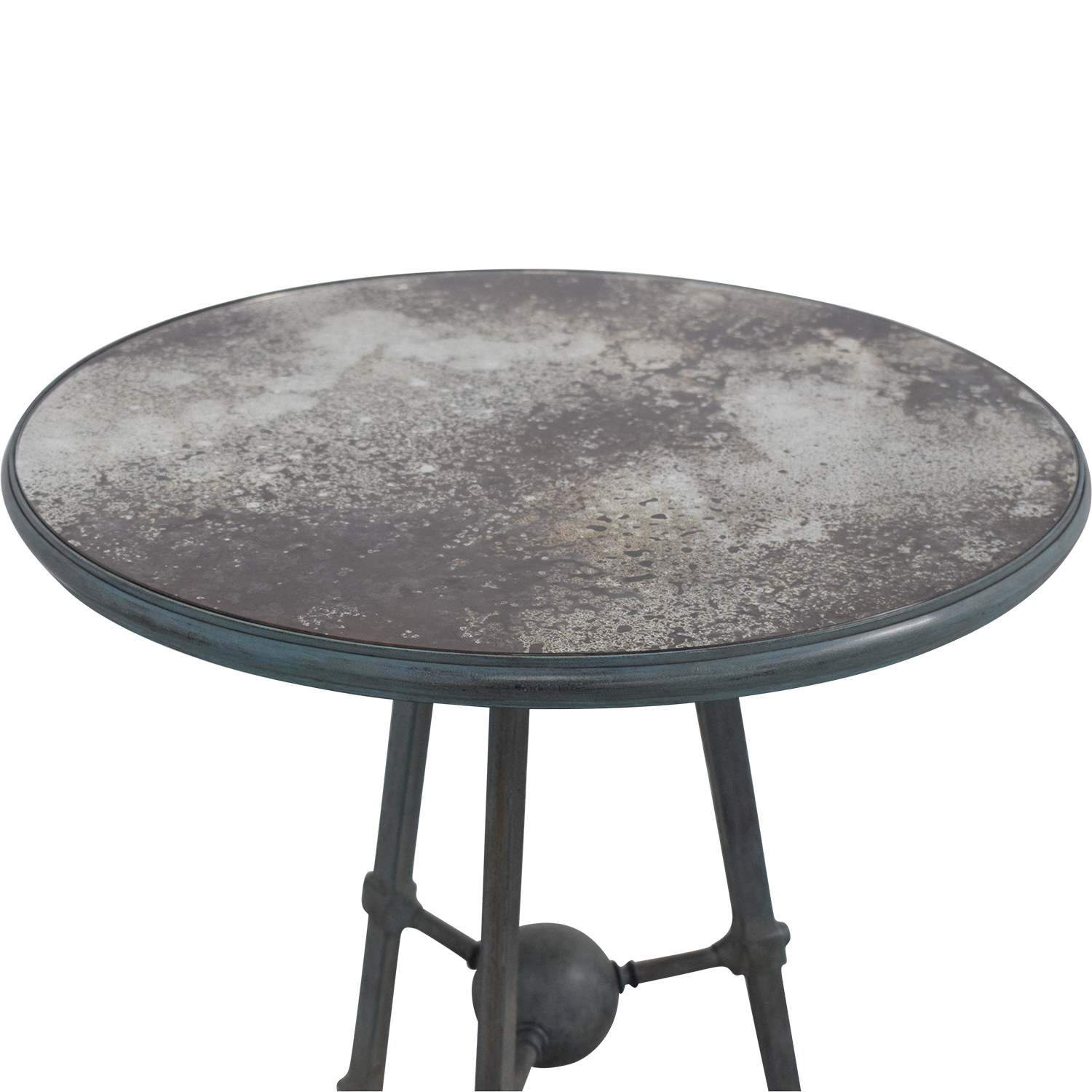 Cox London Bronze Spear Occasional Table Cox London