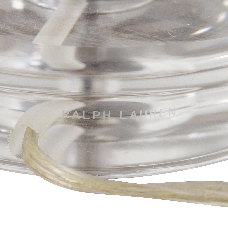 buy Ralph Lauren Bamboo Crystal Table Lamp Ralph Lauren Home Lamps
