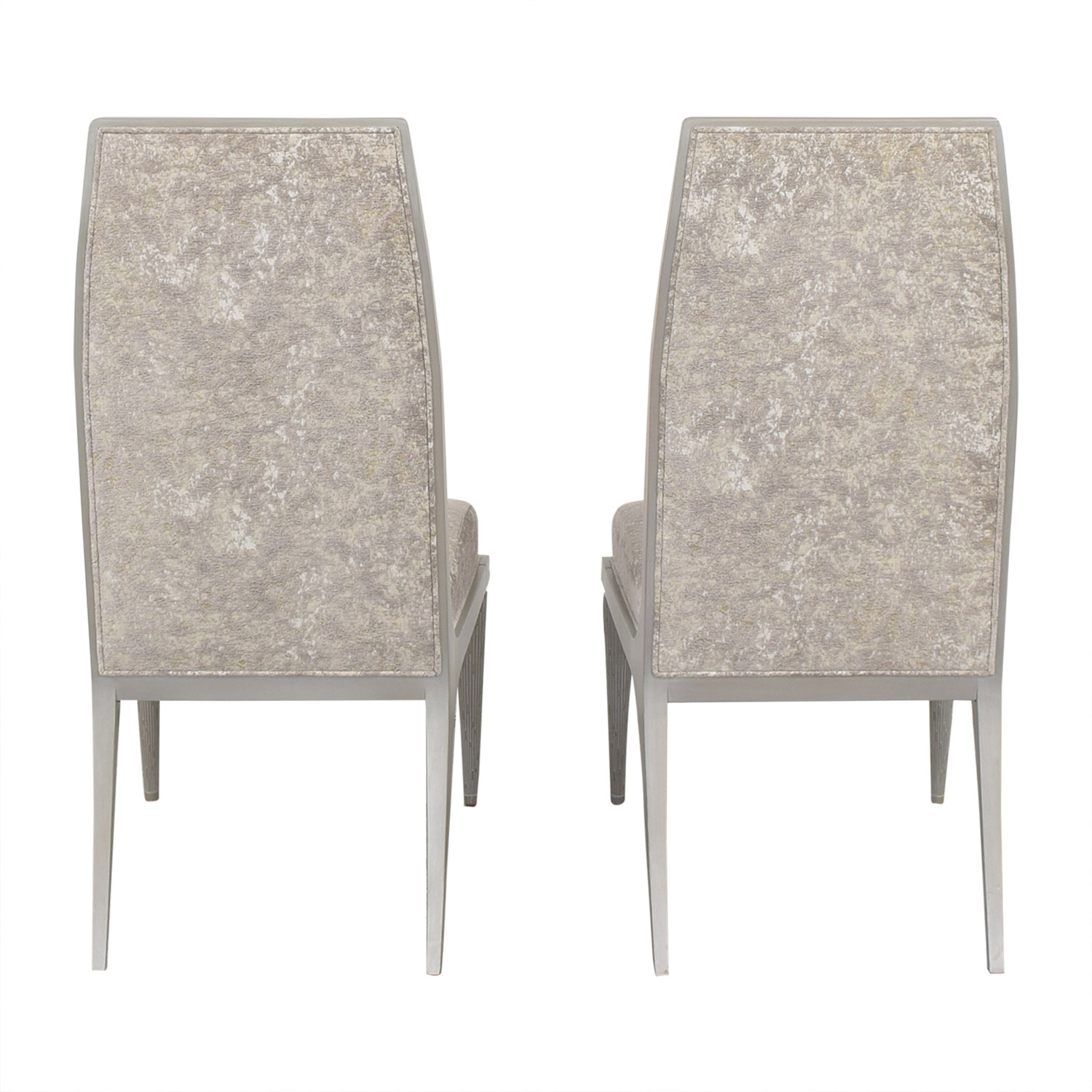 66 Off Baker Furniture Jasper Side Dining Chairs