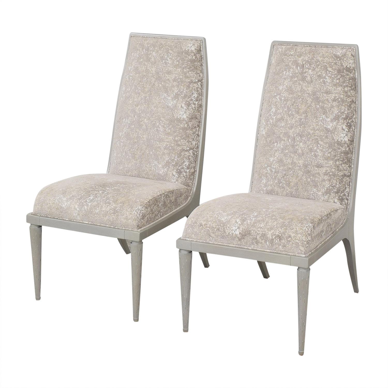 Baker Furniture Baker Furniture Jasper Side Dining Chairs for sale