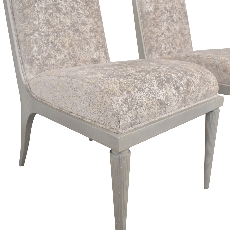 Baker Furniture Baker Furniture Jasper Side Dining Chairs coupon