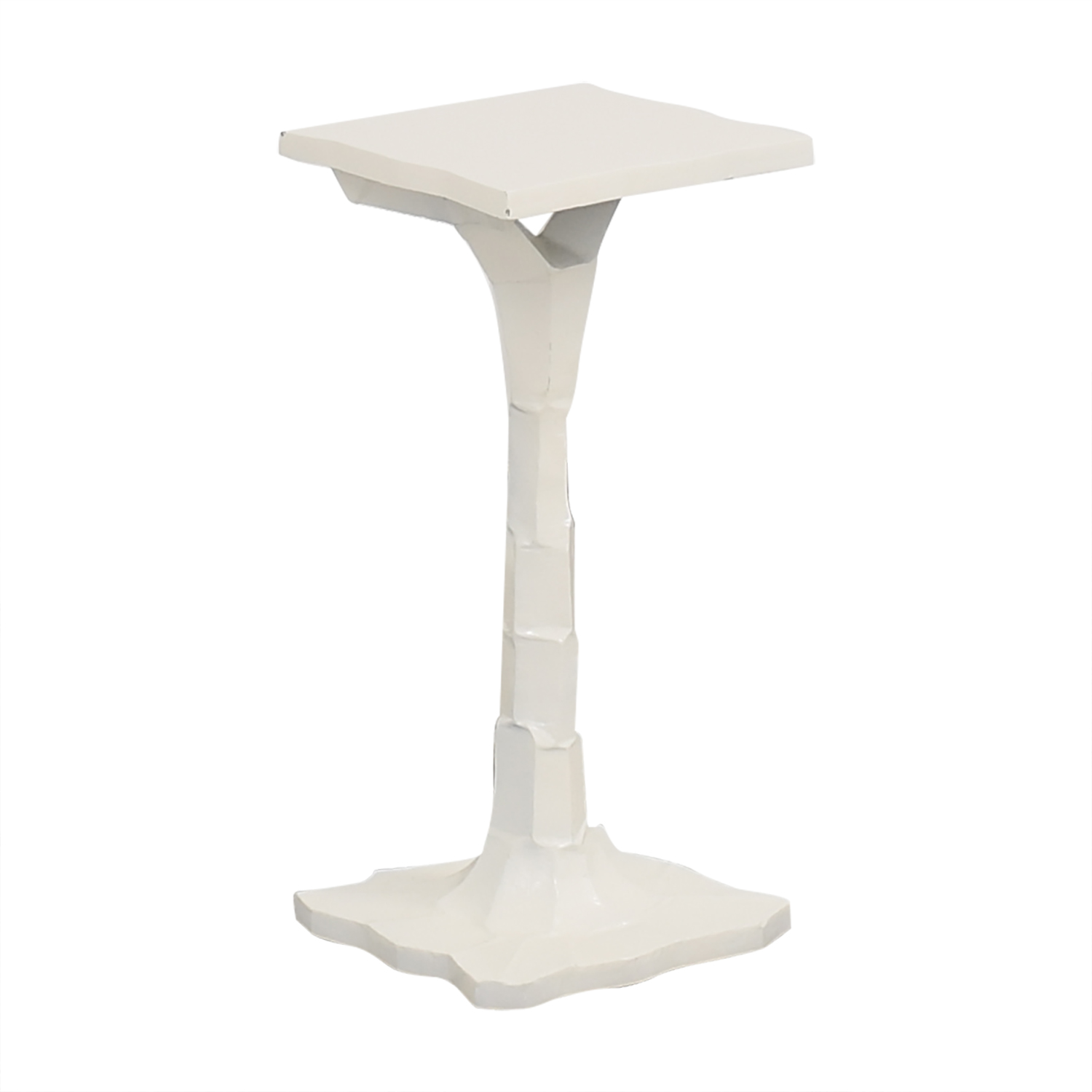 Pedestal Side Table dimensions