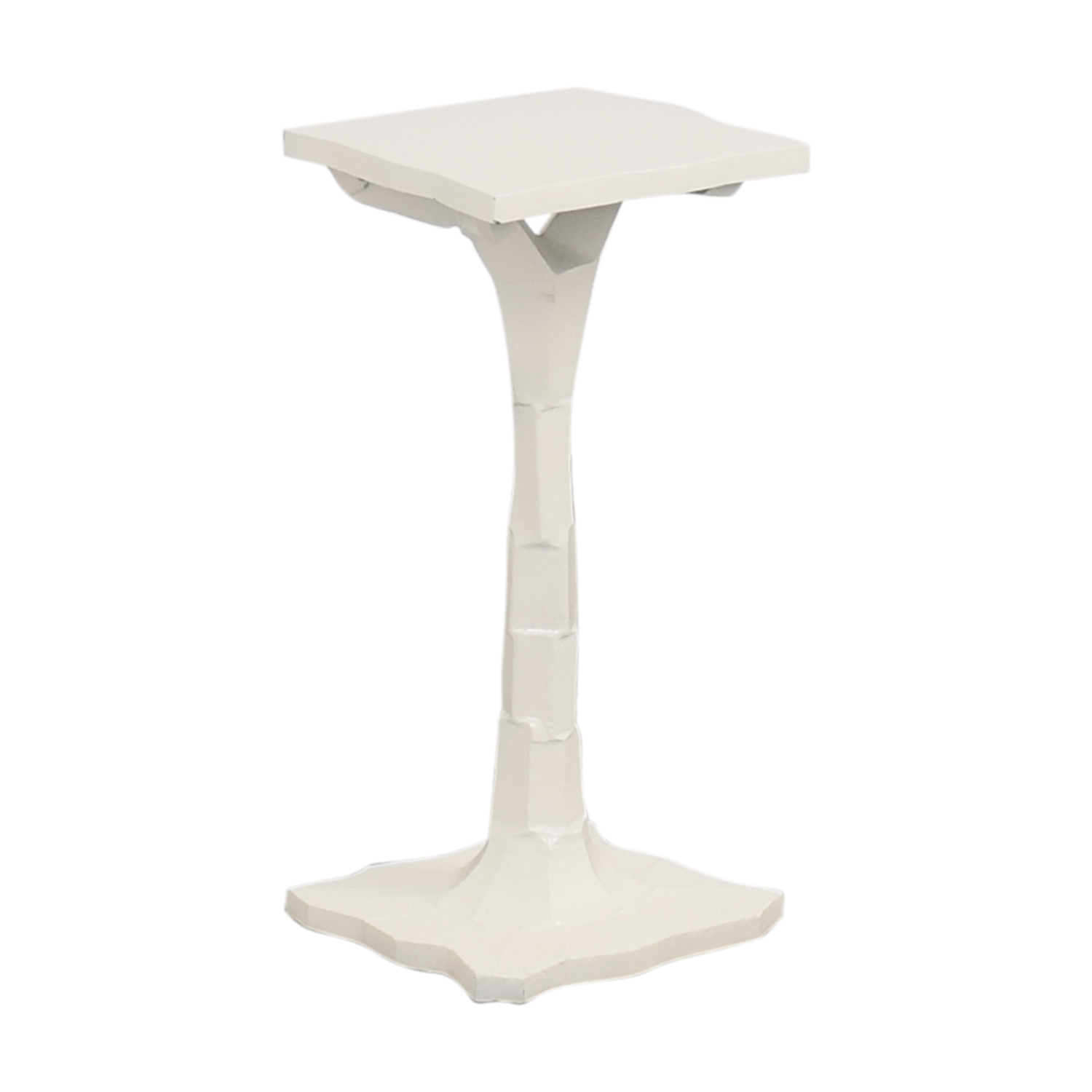 buy Pedestal Side Table  End Tables