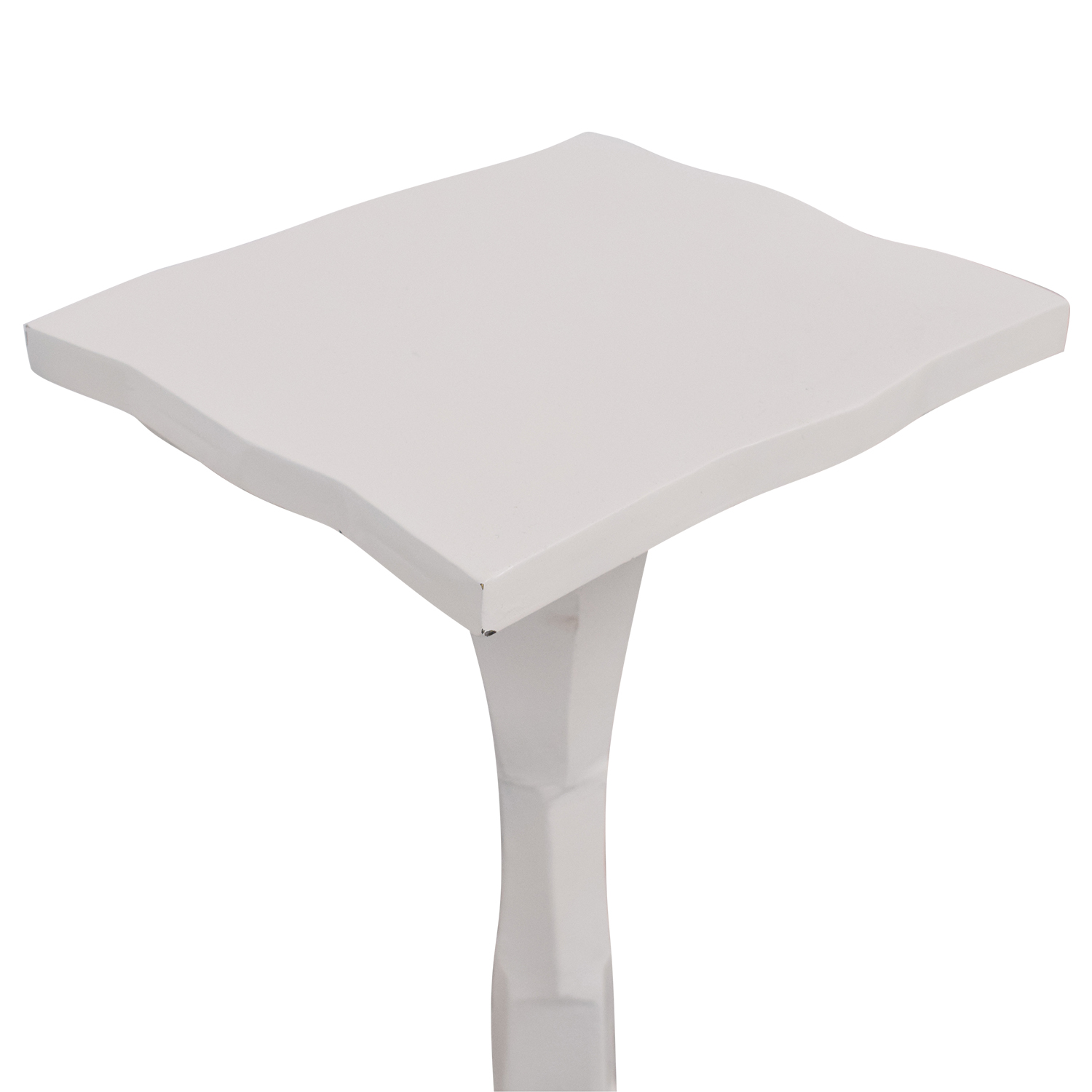 Pedestal Side Table pa