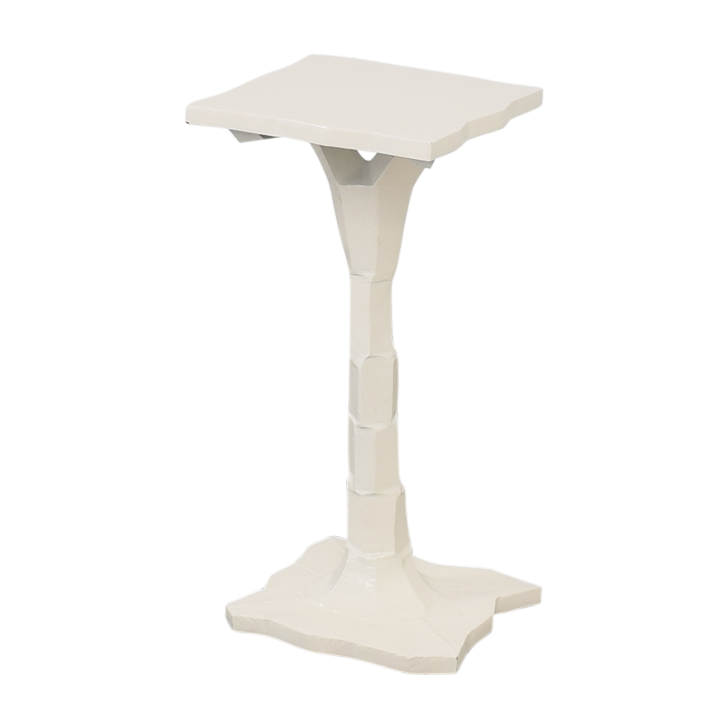 Pedestal Side Table price