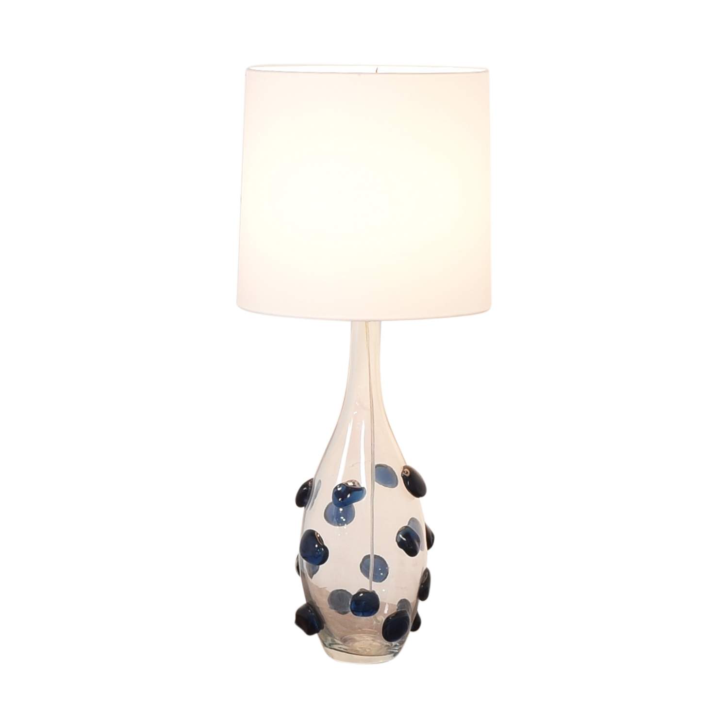 Glass Table Lamp sale