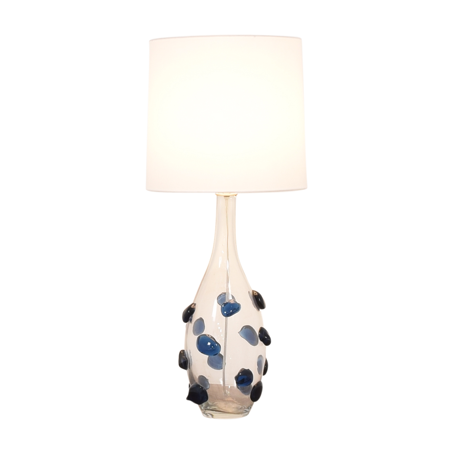 Glass Table Lamp nyc