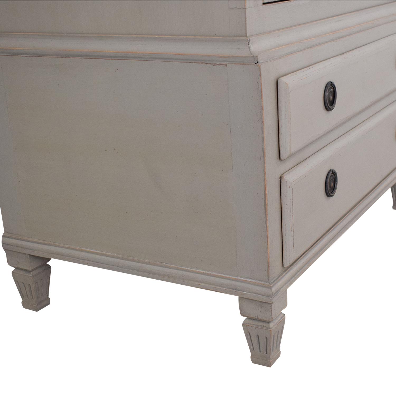shop Custom Built Wood Cabinet  Wardrobes & Armoires