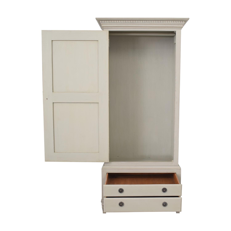 Custom Built Wood Cabinet / Storage