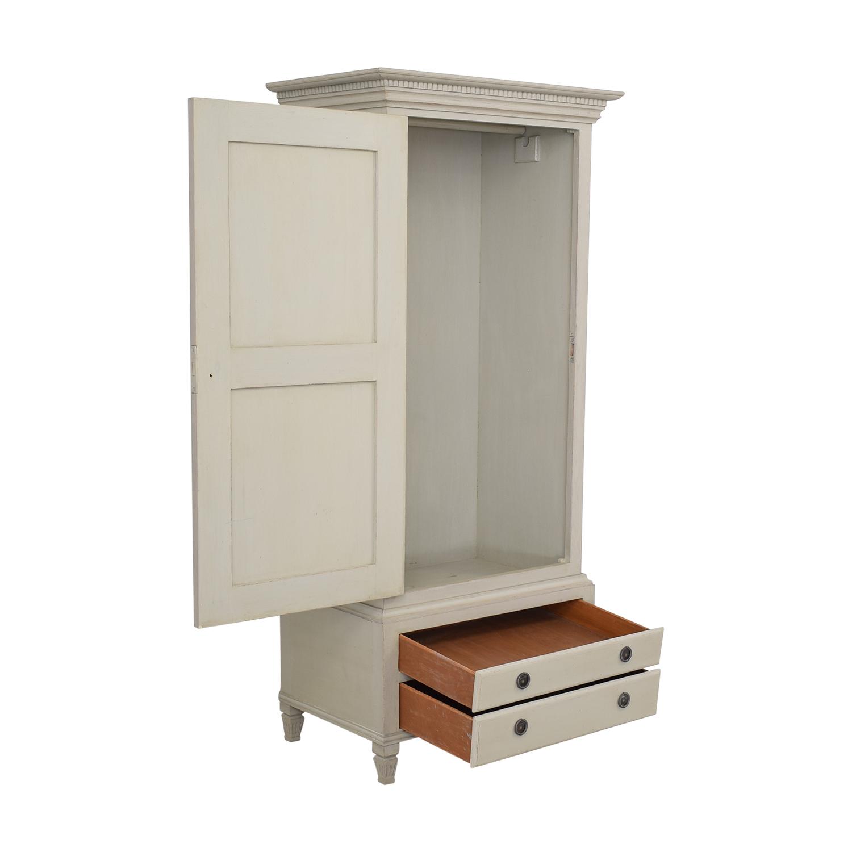 Custom Built Wood Cabinet dimensions