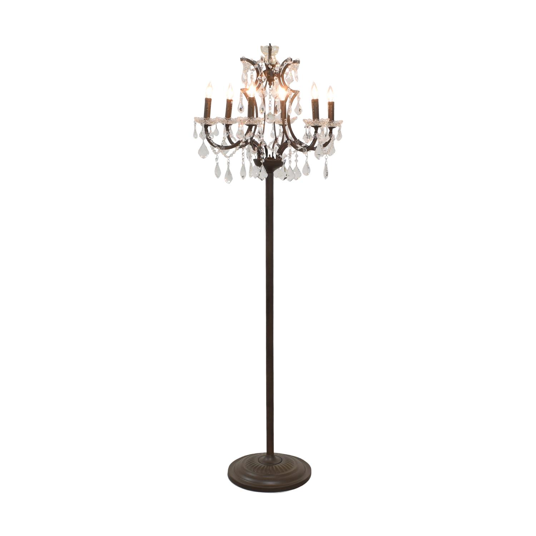 Chandelier Floor Lamp coupon