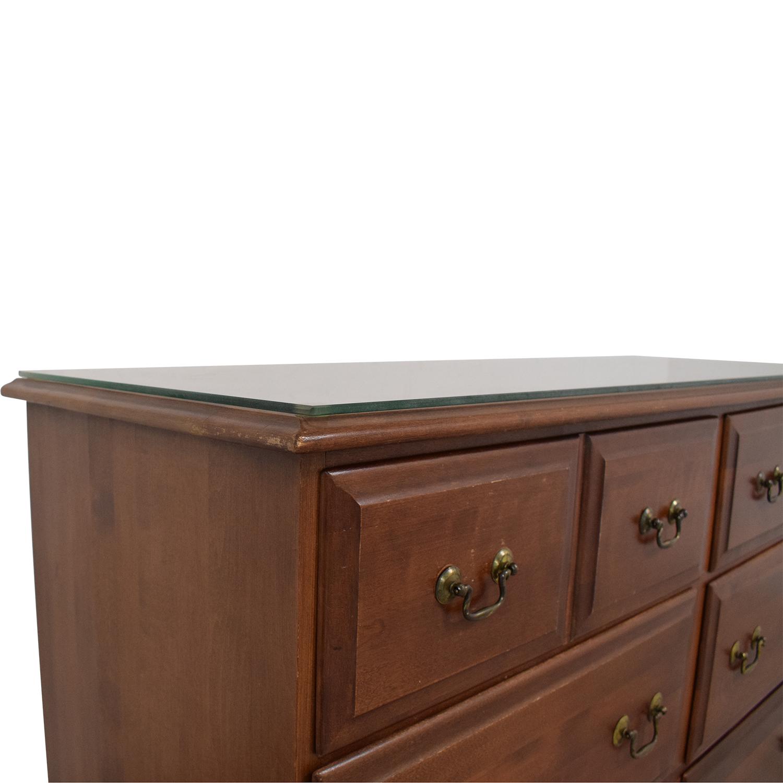 buy Moosehead Moosehead Six Drawer Dresser online