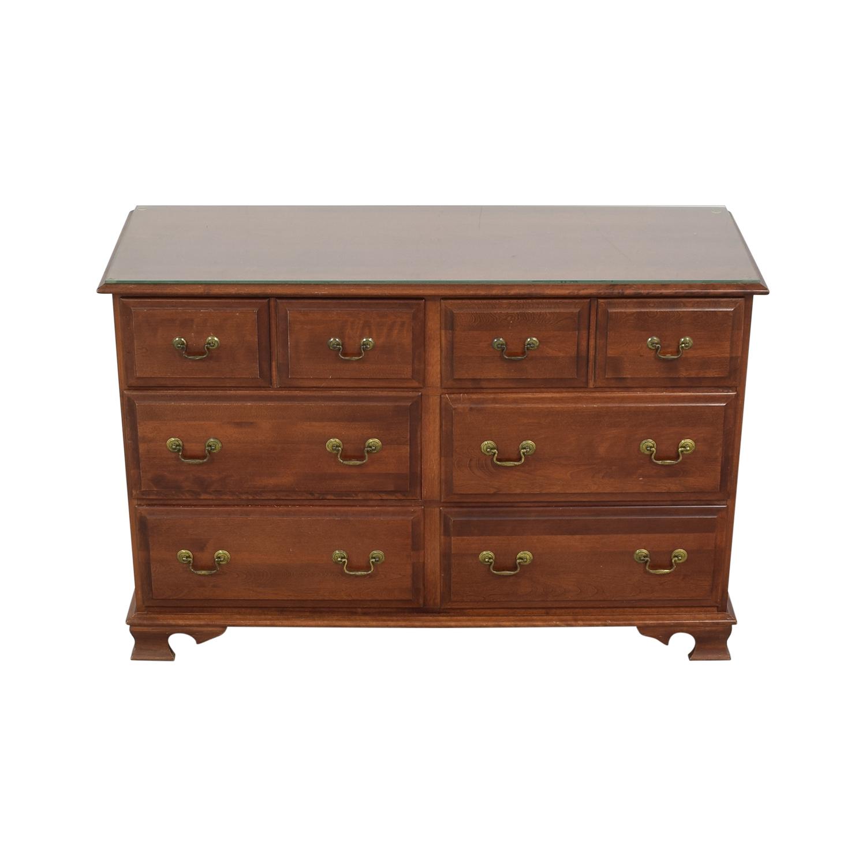 buy Moosehead Six Drawer Dresser Moosehead Storage