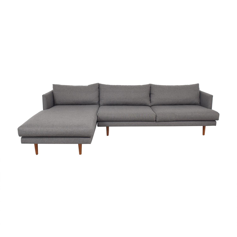 shop Article Article Burrard Left Sectional Sofa online