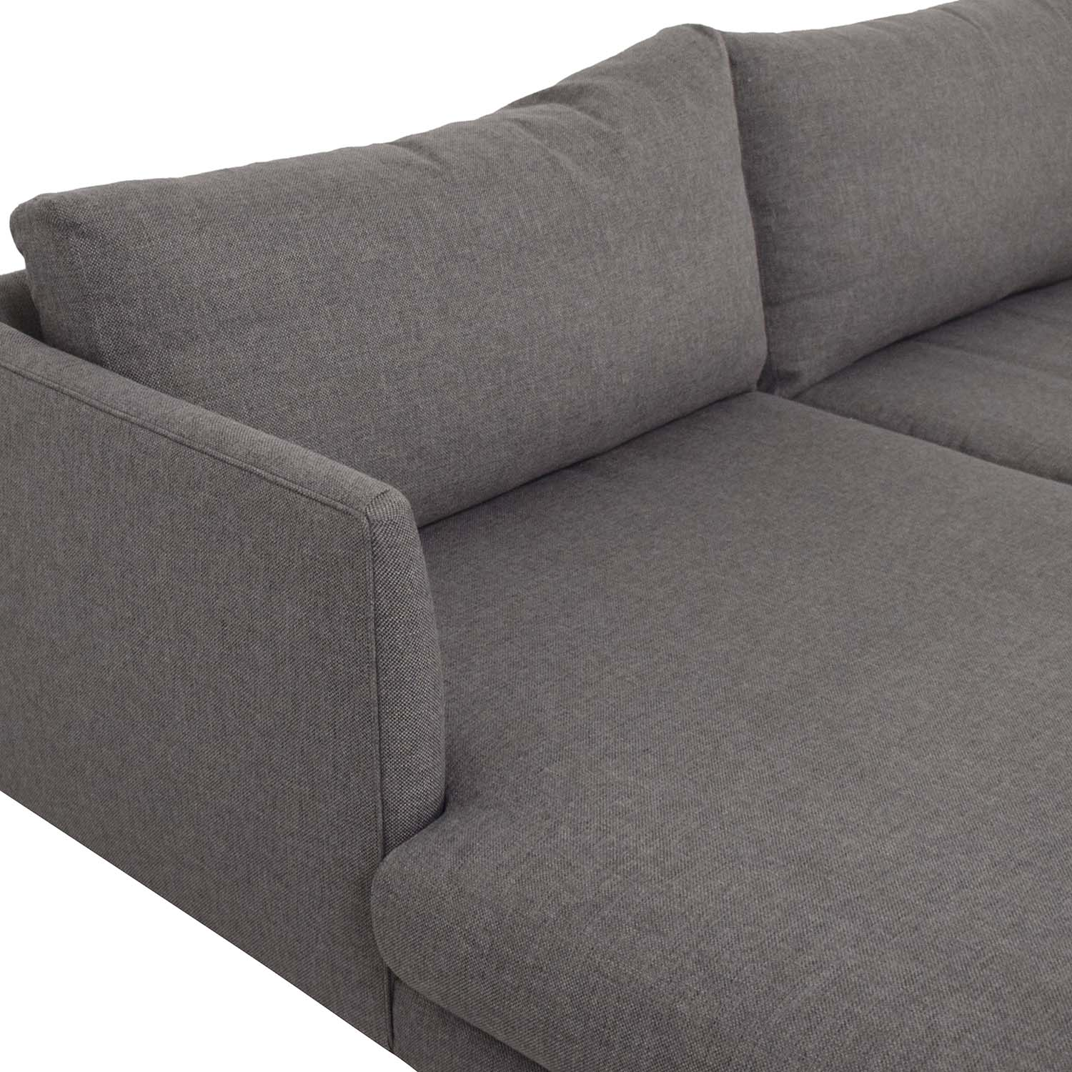 Article Article Burrard Left Sectional Sofa on sale
