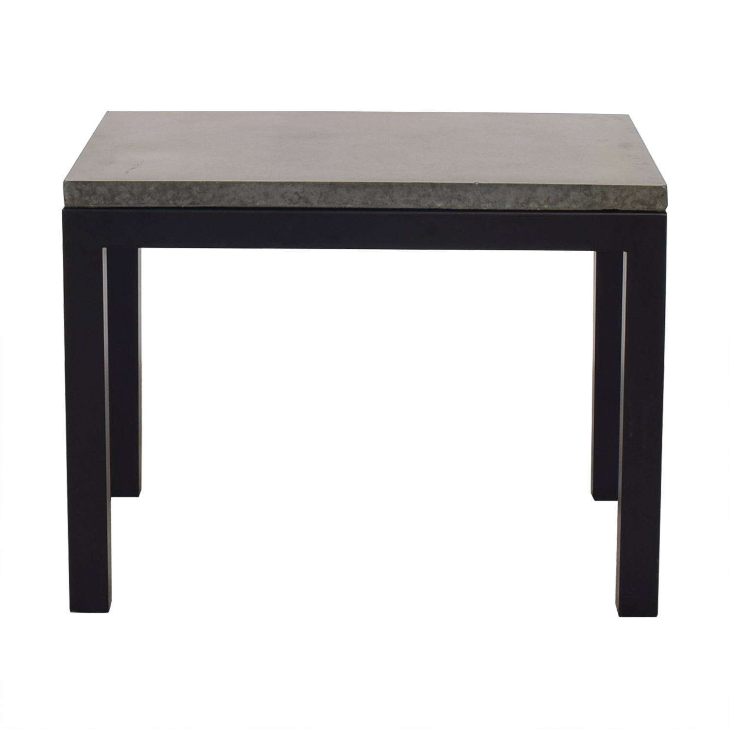Room & Board Room & Board Parsons Concrete End Table nj