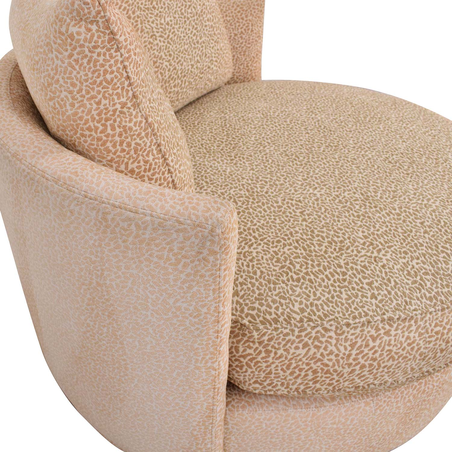 shop Macy's Macy's Circle Swivel Chair online