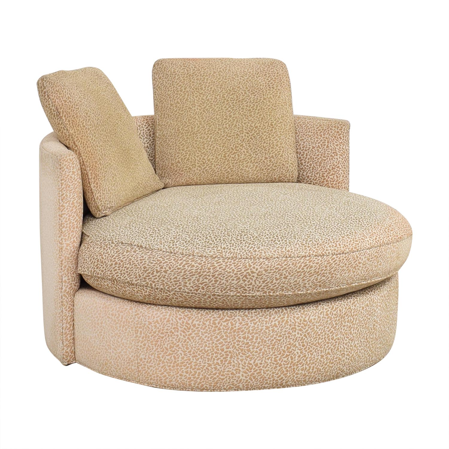 buy Macy's Circle Swivel Chair Macy's