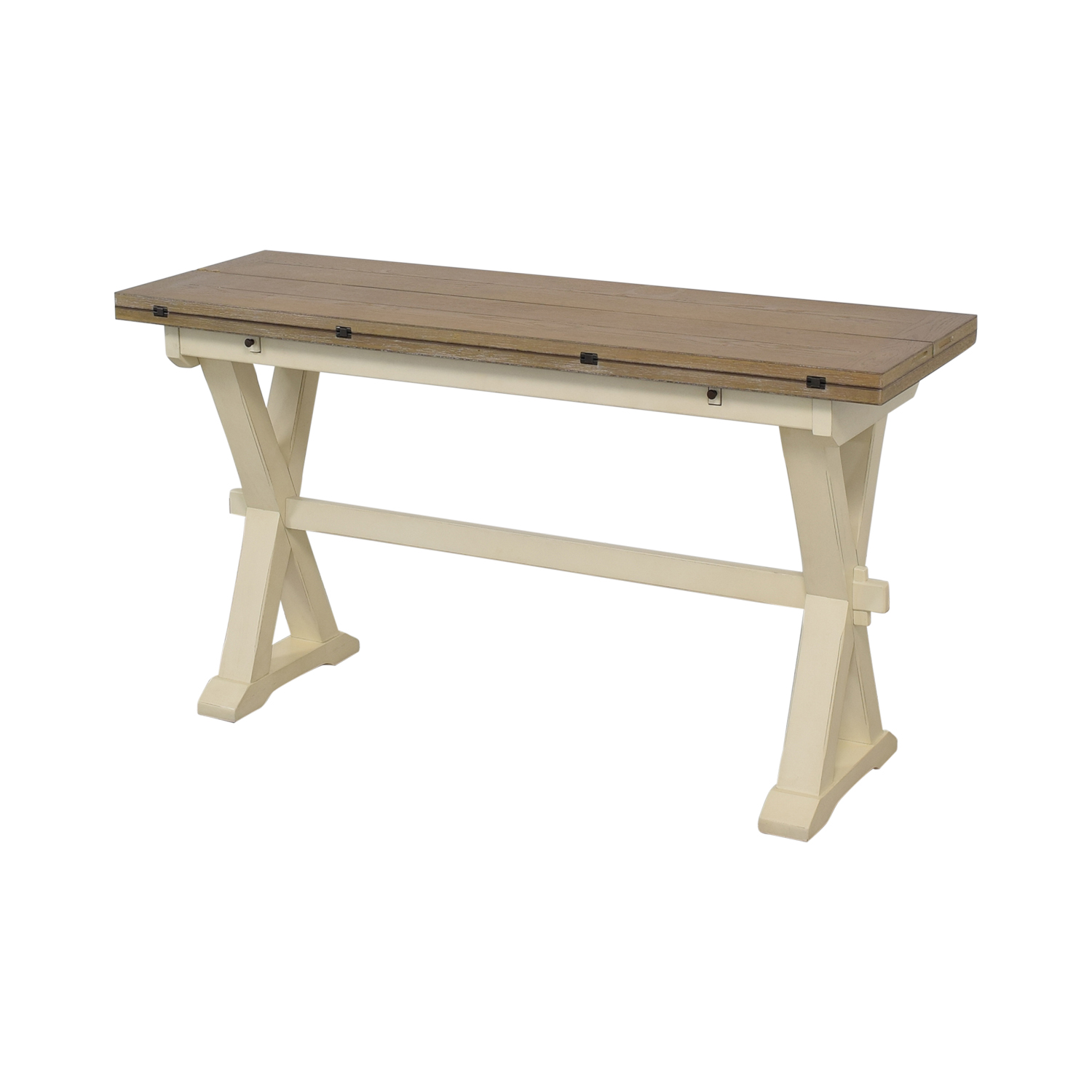 Universal Furniture Universal Furniture Great Rooms Drop Leaf Console Table dimensions