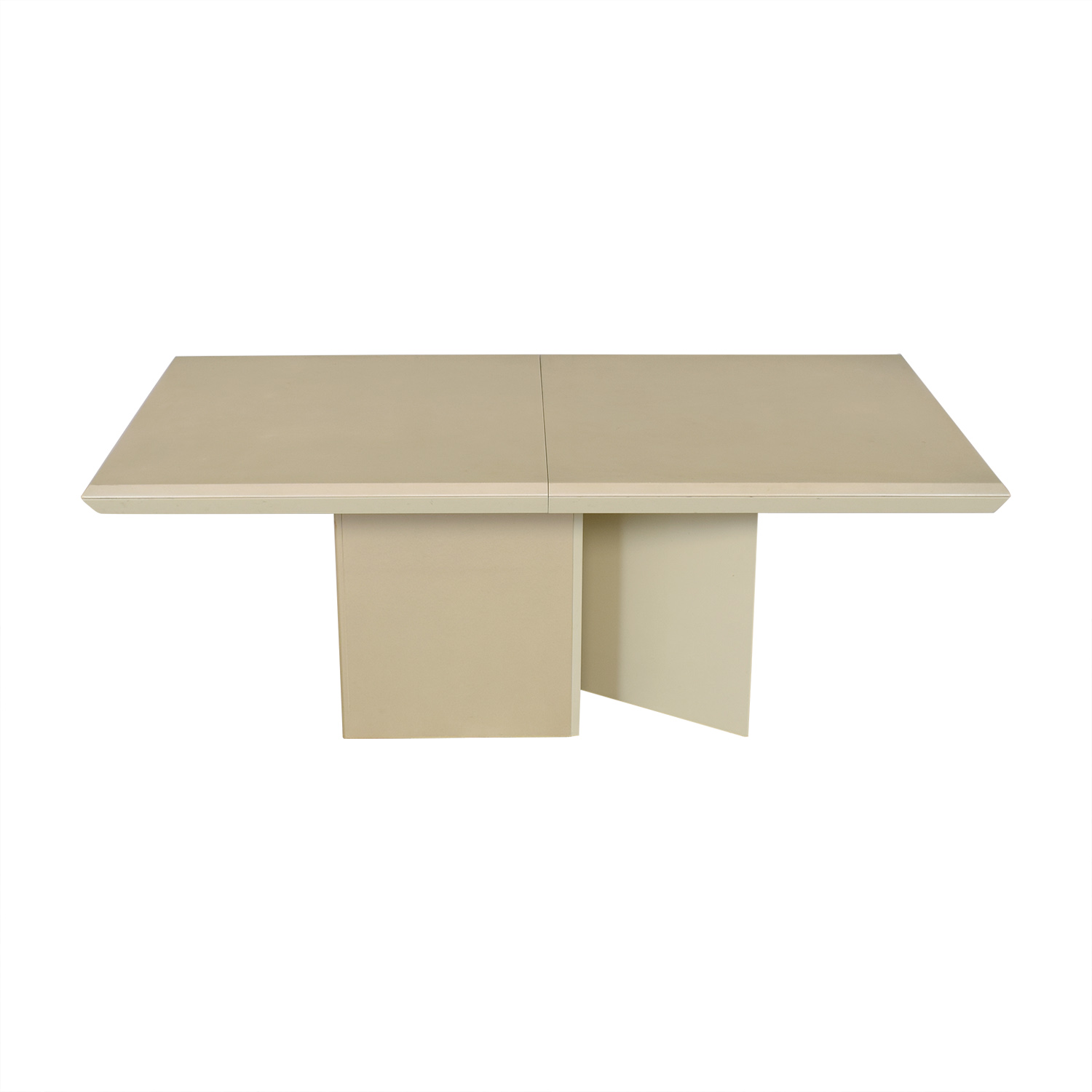 Carrier Furniture Carrier Furniture Extendable Dining Table on sale