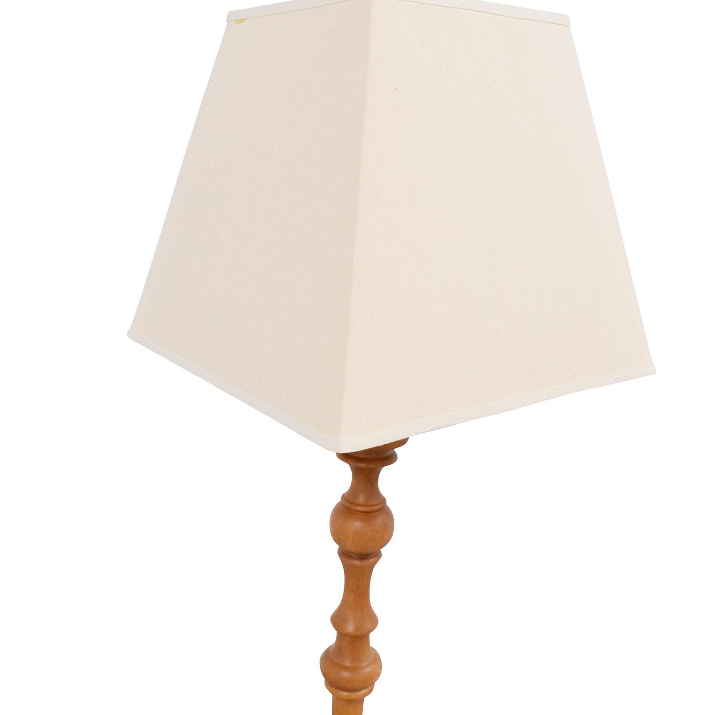 Pottery Barn Pottery Barn Floor Lamp for sale