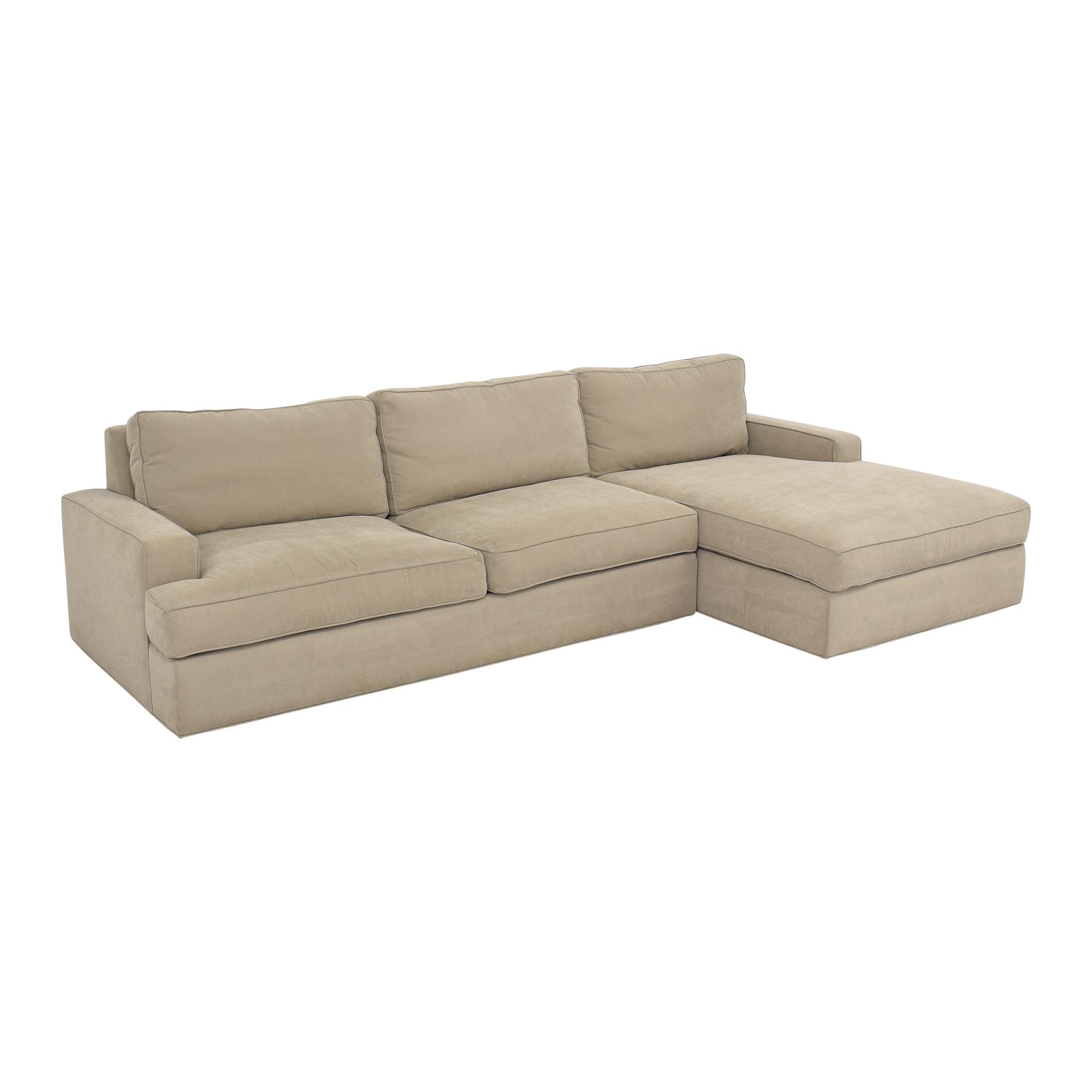 Room & Board Room & Board York Sectional Sofa ma