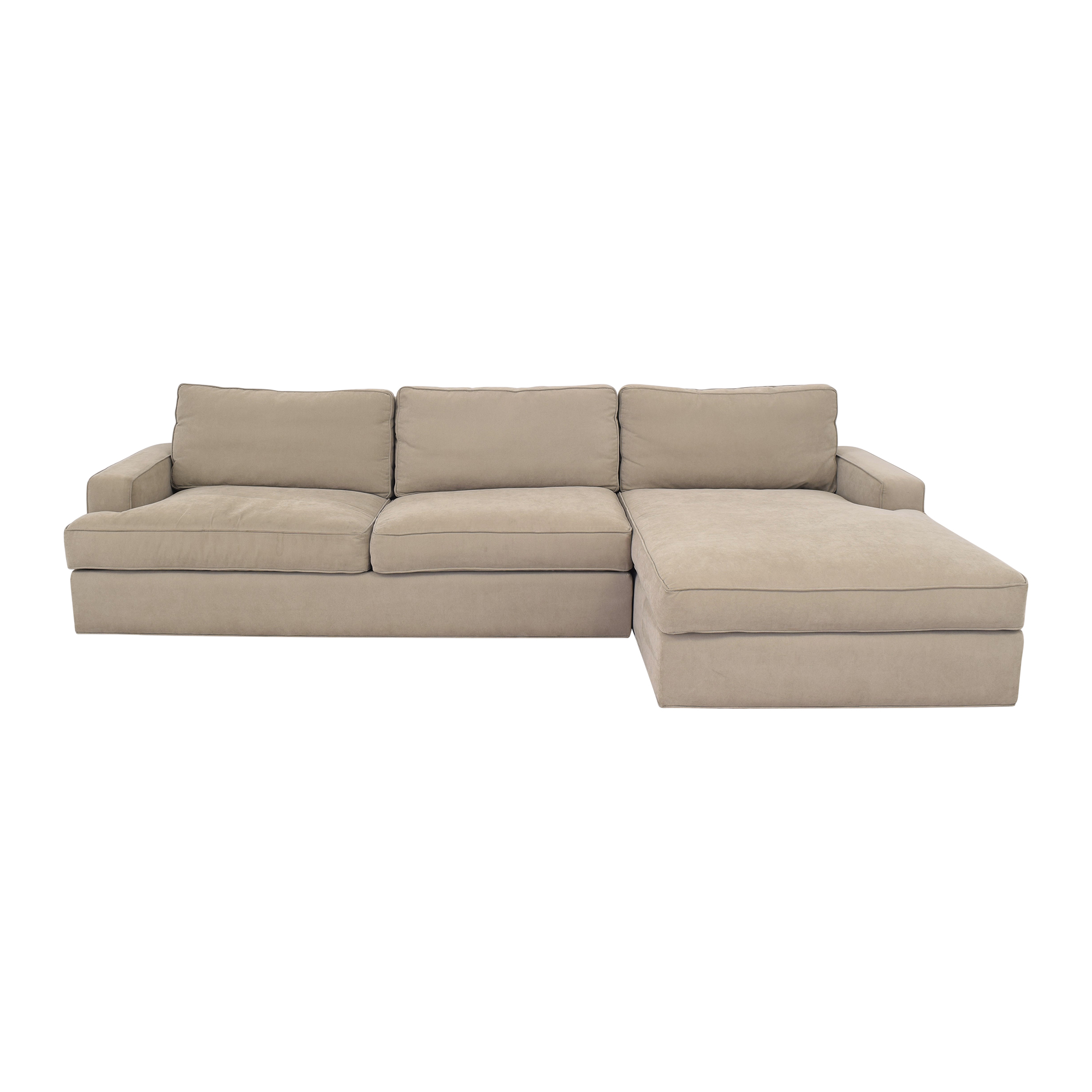 buy Room & Board York Sectional Sofa Room & Board Sectionals