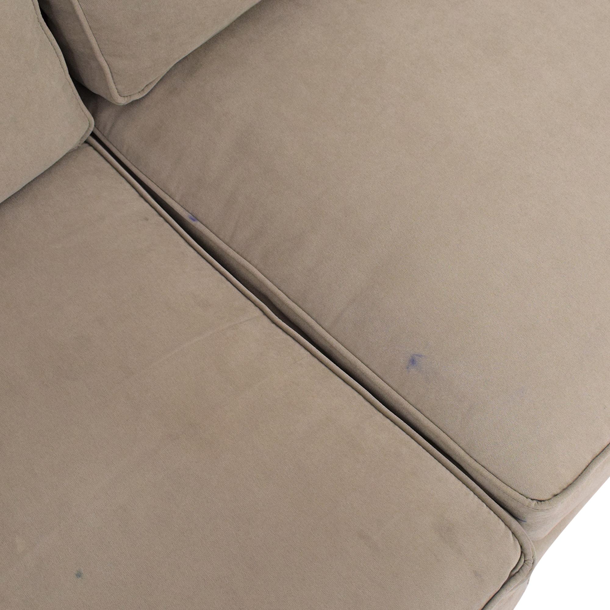 buy Room & Board York Sectional Sofa Room & Board
