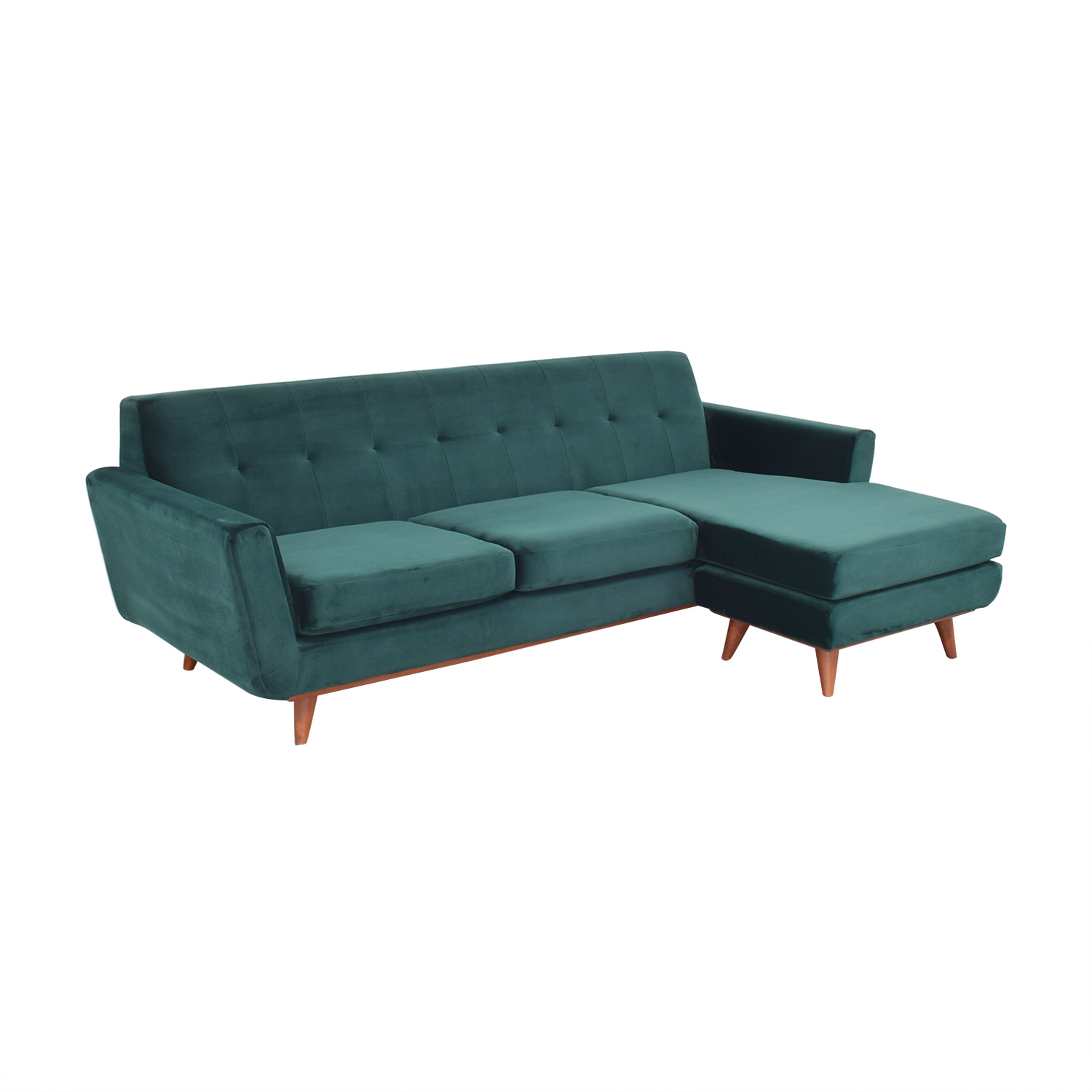 Joybird Joybird Hughes Reversible Sectional nj