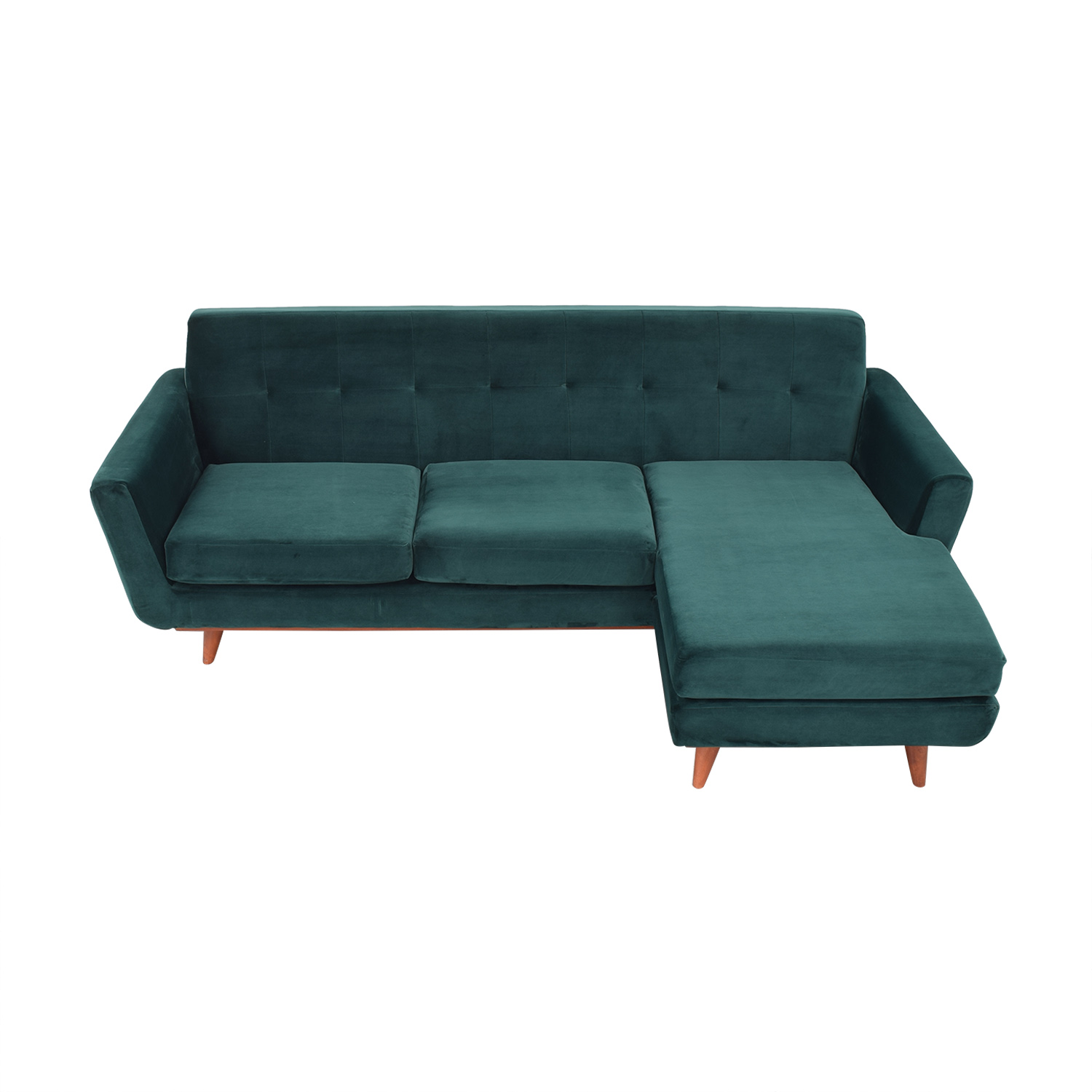 Joybird Joybird Hughes Reversible Sectional ct