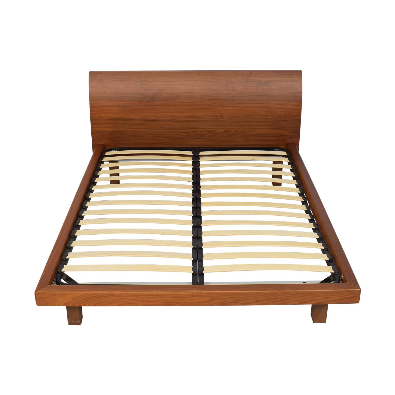 Calligaris Calligaris Balance Platform Bed dimensions