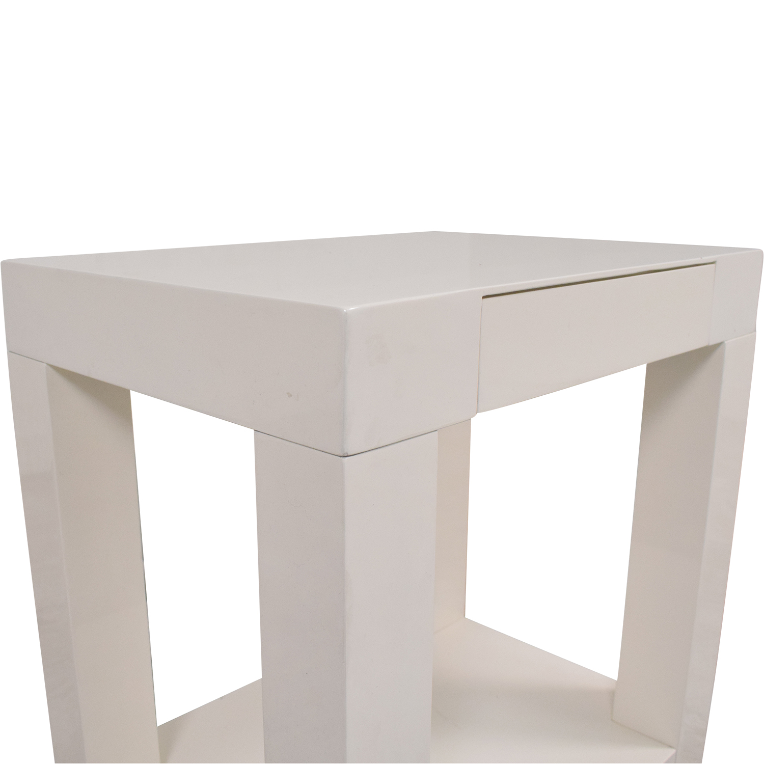 buy West Elm Parsons End Table West Elm