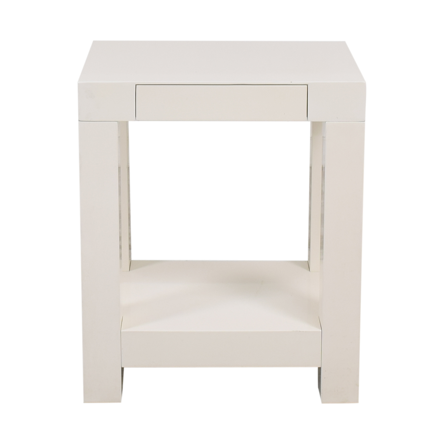 West Elm West Elm Parsons End Table coupon
