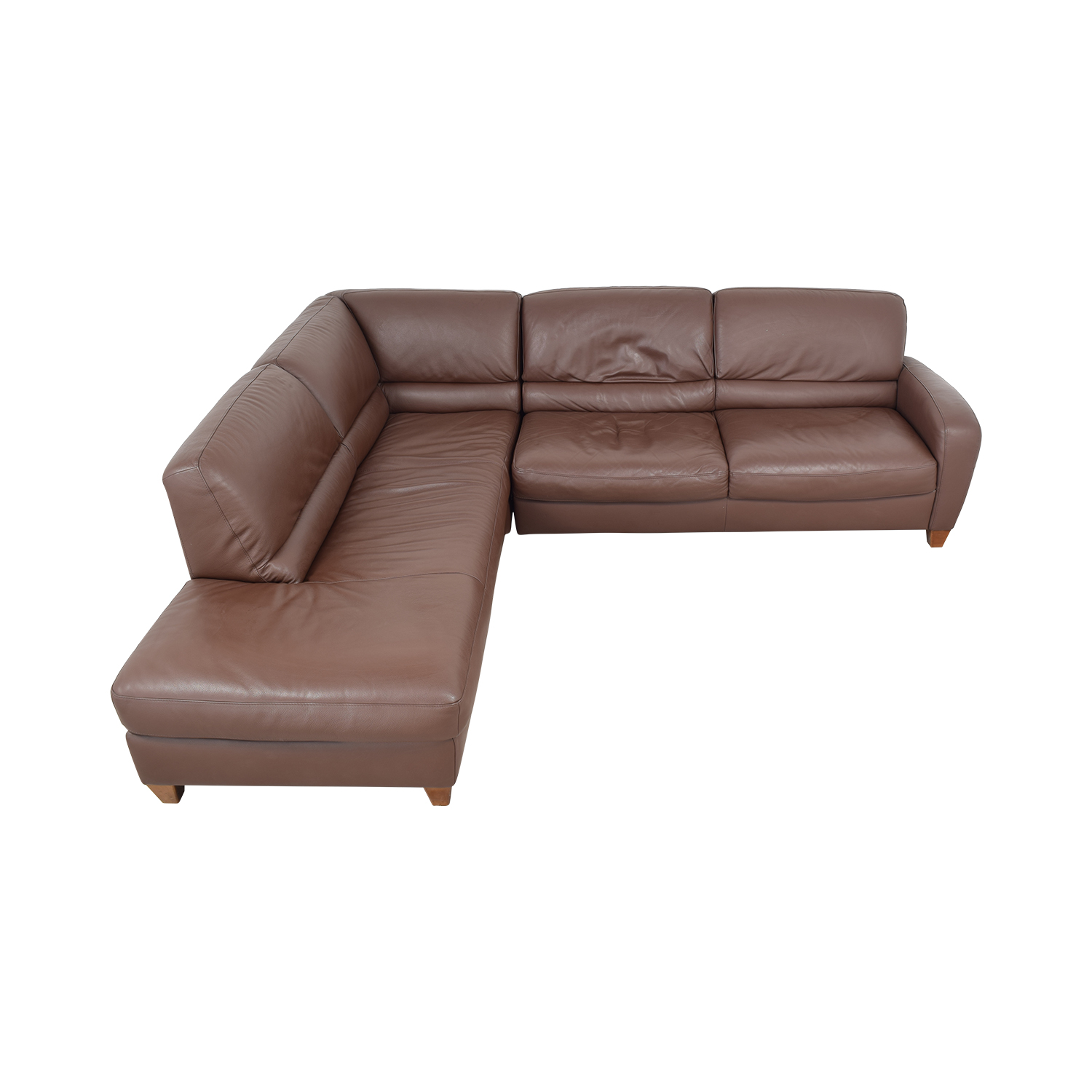 Italsofa Italsofa Sectional Sofa with Chaise nj